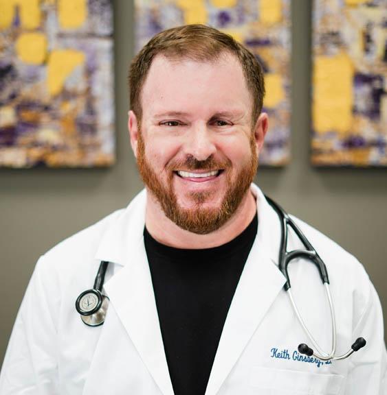 Dr. Keith Gilbert
